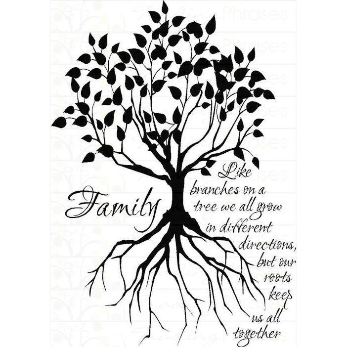 Gallery For Family Reunion Tree With Roots
